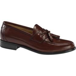 Men's Dockers Lyon Mahogany Polished Full Grain Leather
