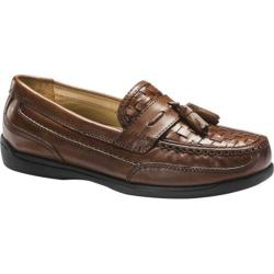 Men's Dockers Marilla Antique Brown Burnishable Full Grain
