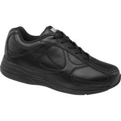 Men's Drew Surge Black Leather