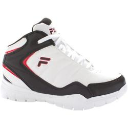 Children's Fila Breakaway 4 White/Black/Fila Red