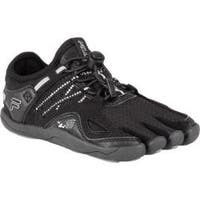 Children's Fila Skele-Toes Bayrunner 3 Black/Metallic Silver/Pewter