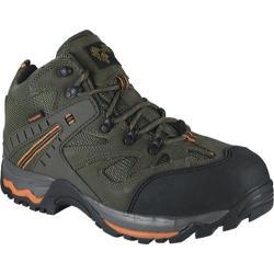 Men's Golden Retriever Footwear 7566 Sage Nubuck