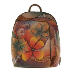 Women's Anuschka Sling-Over Travel Backpack Tribal Bloom
