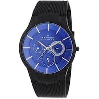 Skagen Men's Titanium Case Multifunction Watch