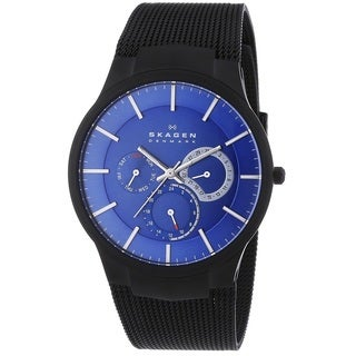 Skagen Men's Titanium Case Multifunction Watch