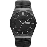 Skagen Men's SKW6006 Titanium Mesh Watch