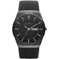Skagen Men's  Titanium Mesh Watch