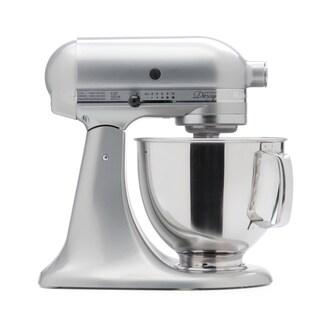 KitchenAid RRK150SR Sugar Pearl 5-quart Artisan Tilt-Head Stand Mixer (Refurbished)