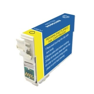INSTEN Epson T069420/ T068420 Yellow Ink Cartridge (Remanufactured)