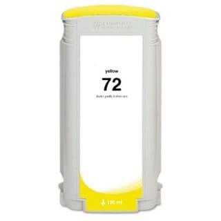 INSTEN HP 72 Yellow Ink Cartridge (Remanufactured)