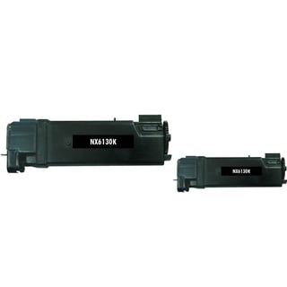Insten Premium Black Color Toner Cartridge 106R01281 for Xerox Phaser 6130