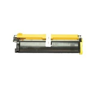 Insten Premium Yellow Color Toner Cartridge 1710517-006 for MagiColor 2300/ 2350