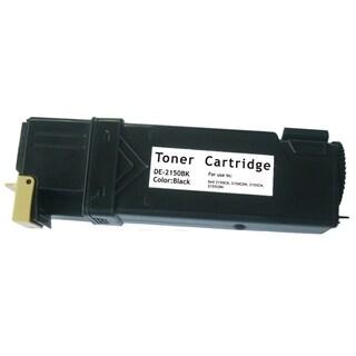 Refilled Insten 331-0719 MY5TJ N51XP Black Non-OEM Toner Cartridge Replacement for Dell Color Laser 2150cdn/2150cn