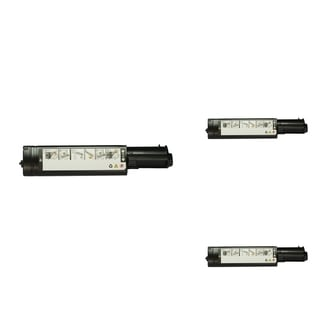 INSTEN Black Cartridge Set for Dell 3000/ 3100 (Pack of 3)
