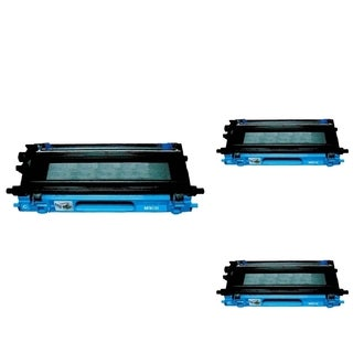 Insten Cyan Non-OEM Toner Cartridge Replacement for Brother TN-115C
