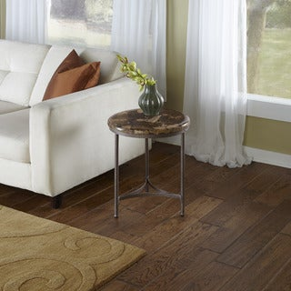 Home Styles Turn to Stone Accent Table
