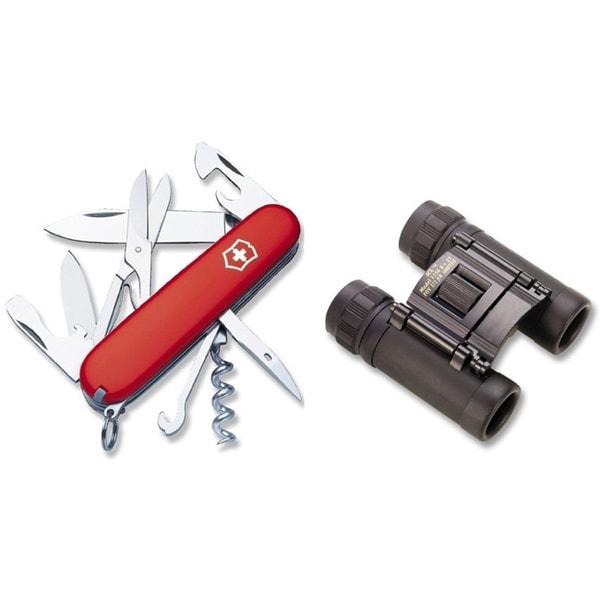 Victorinox Climber Swiss Army Knife with Binoculars