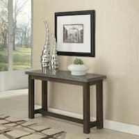 Pine Canopy Catmint Chic Console Table