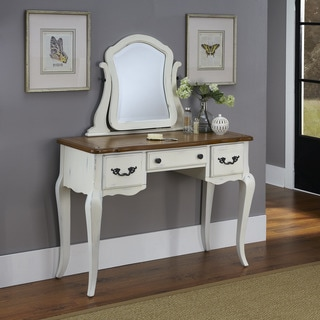 Home Styles The French Countryside Vanity and Mirror