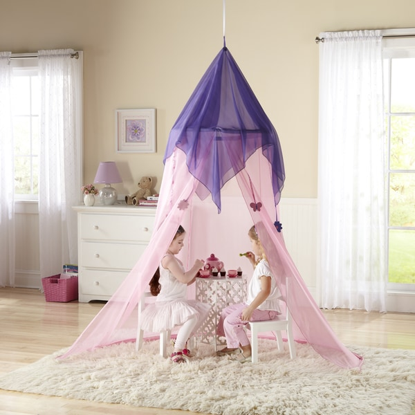 Shop Discovery Kids Fairy Tale Princess Canopy Free