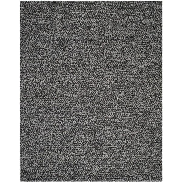 Safavieh Hand-woven Manhattan Ash Polyester Rug - 5' x 8'