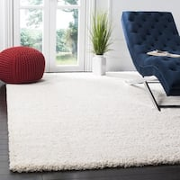 Clay Alder Home Coldwater Shag Ivory Rug (8'6 x 12')