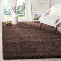 Safavieh Milan Shag Brown Rug - 3' x 5'