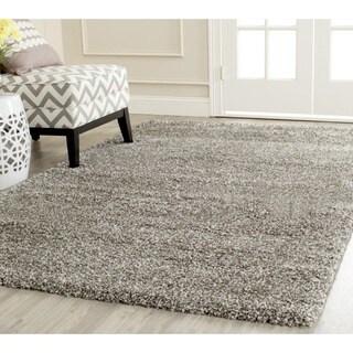 Safavieh Milan Shag Grey Rug (3' x 5')
