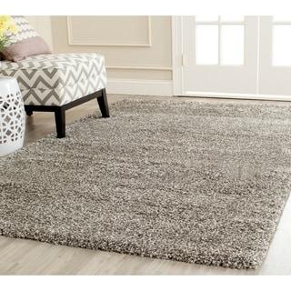 Safavieh Milan Shag Grey Rug (5'1 x 8')