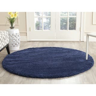 Navy Round Oval Amp Square Area Rugs For Less Overstock Com