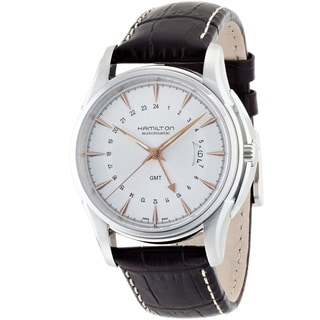 Hamilton Traveler GMT H32585557 Watch