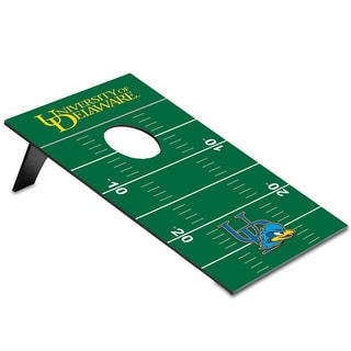 University of Delaware Blue Hens Bean Bag Throw