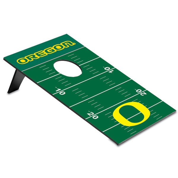 University of Oregon Ducks Bean Bag Throw - Green