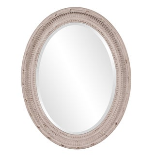Nero Oval Mirror
