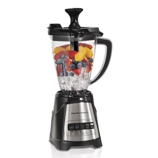Hamilton Beach Black MultiBlend 12 Speed Blender