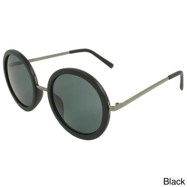 SWG Eyewear Women's Round Eye Sunglasses