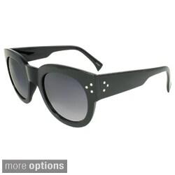 SWG Eyewear Women's New Yorker Oval Sunglasses