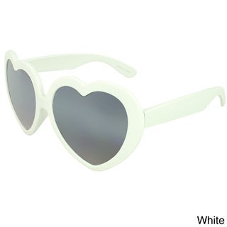 SWG Eyewear Bold Heart Sunglasses