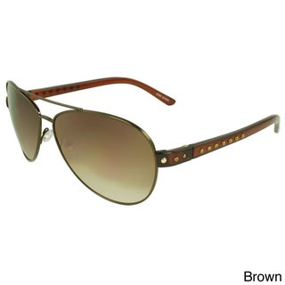 SWG Eyewear Rivet Aviator Sunglasses (4 options available)