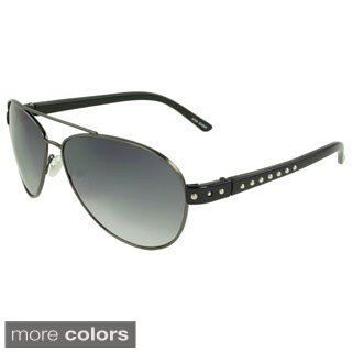 SWG Eyewear Rivet Aviator Sunglasses