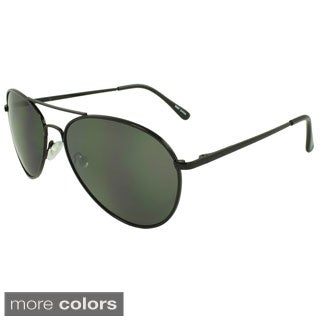 SWG Eyewear Urban Black Aviator Fashion Sunglasses