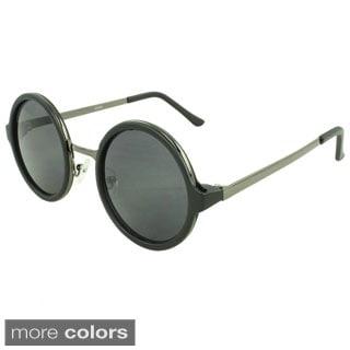 SWG Eyewear Binoculars Round Fashion Sunglasses