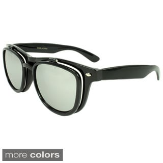 SWG Eyewear Hip-Flip Retro Fashion Sunglasses