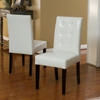 Leather Dining Room Chairs Shop The Best Deals For Apr 2017