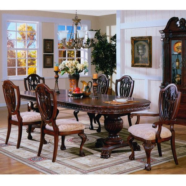 9 Piece Formal Dining Room Sets: Shop Cardona Formal 9-piece Dining Set