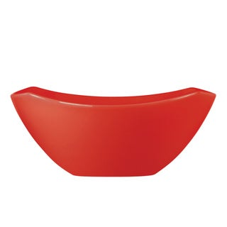 Dansk Classic Fjord Chili Red All Purpose Bowl