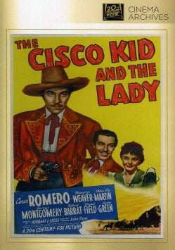 The Cisco Kid And The Lady (DVD)