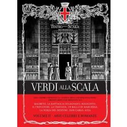 Various - Verdi: Alla Scala, Vol. 2: Arie Celebri e Romanze