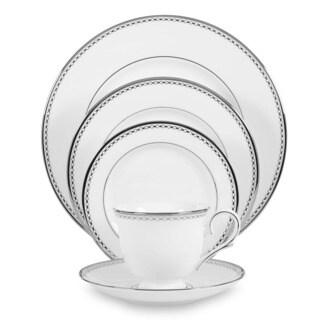 Lenox Pearl Platinum 5-piece Dinnerware Place Setting