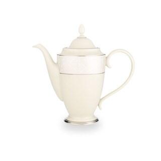 Lenox Pearl Innocence Coffee Pot